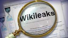 """""""Уикилийкс"""" публикува нови секретни документи на ЦРУ"""