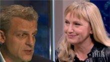 СКАНДАЛ В ЕФИР! Петър Москов ще съди Елена Йончева заради урана в чешмите на  Хасково