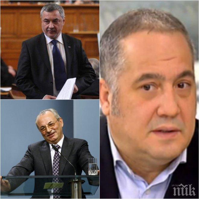 СЕНЗАЦИОННО! Слави Бинев проговори за контактите си с Доган и аферата с Валери Симеонов