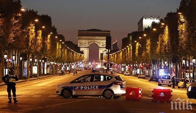 Българин в сърцето на стрелбата в Париж: Първо помислихме,че има купон, атентаторът стреляше само по полицаи