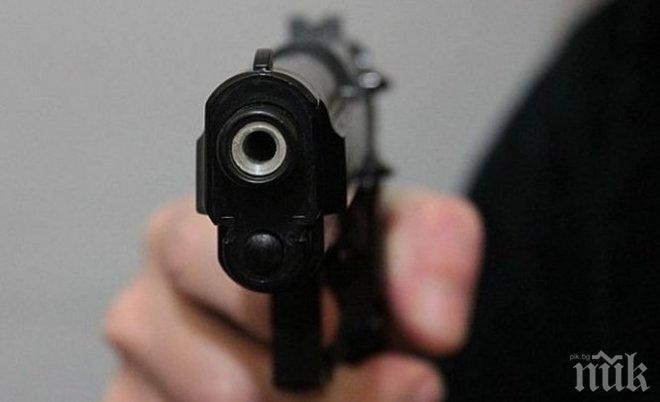 36-годишен се гръмна в главата със законния си пистолет