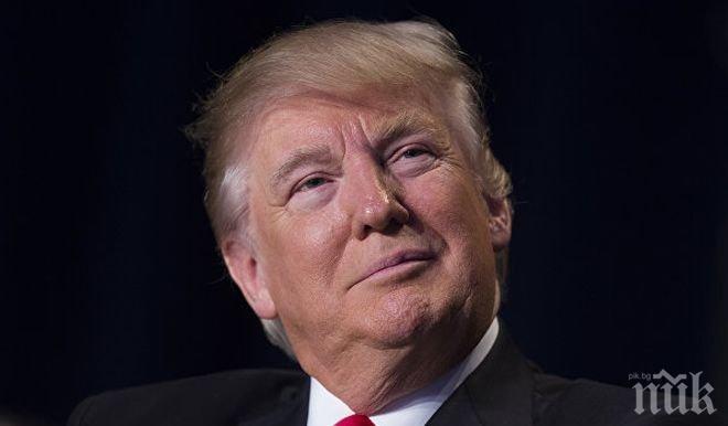 Тръмп: Китай е спасителното въже на икономиката на Северна Корея
