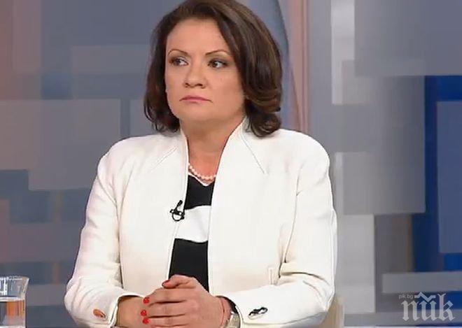 Бившата екоминистърка Ивелина Василева: Поведението на БСП за проблема с урана във водата е нечовешко