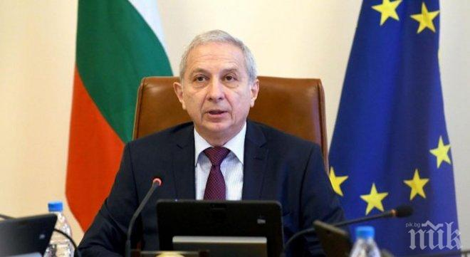 ПЪРВО В ПИК! Премиерът Герджиков дава отчет пред парламента (ВИДЕО)