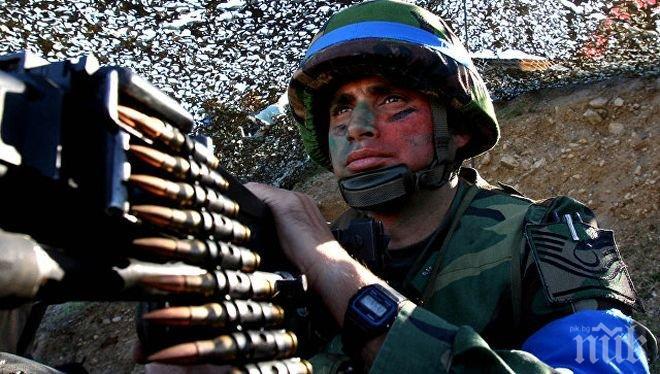 ИЗВЪНРЕДНО: Кюрди атакуваха турски войски, готвещи се да преминат в Ирак