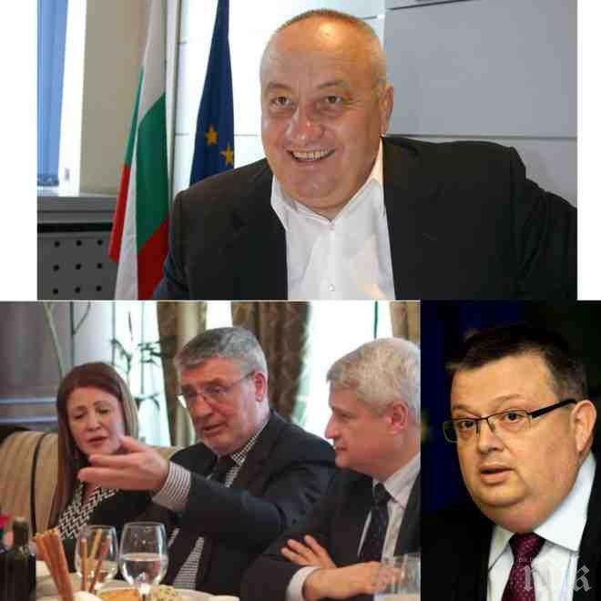ЕКСКЛУЗИВНО В ПИК! Гергов с първи коментар пред медията ни след скандала с Цацаров и Сашо Дончев