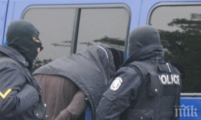 Хванаха шестима нелегални мигранти на сръбската граница