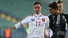 Жоро Миланов чака нов договор от ЦСКА