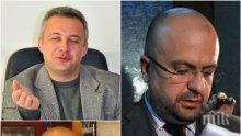 СКАНДАЛ В ДПС! След екшъна с Камен Костадинов в парламента, избраният за депутат Дурхан Мустафа заплют в лицето - притискат го да не влиза в НС