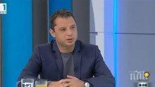 """Делян Добрев: Всеки може да внася природен газ, ако цената на """"Газпром"""" не му е изгодна"""