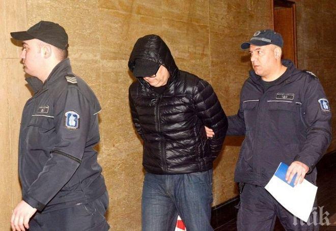 Съдът отказа да пусне Логвиненко на свобода