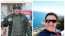 """САМО В ПИК И """"РЕТРО""""! Антон Радичев бесен на зет си Богомил Грозев - вместо да връща заема на бившия си тъст, новинарят пръска пачки в Монако"""
