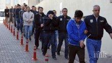 В Измир: Арестуваха шестима ислямисти заради планирани атаки за 1 май