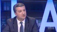 Драгомир Стойнев: Дали Георги Гергов, или някой друг ще заплашва - нас това не ни притеснява