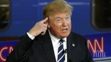 """Тръмп нарече севернокорейския лидер Ким Чен Ун """"доста умна бисквитка"""""""