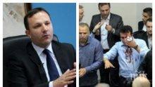 ЕКСПРЕСНО И САМО В ПИК! Генералният секретар на партията на Зоран Заев - Оливер Спасовски, с горещи разкрития! Кой инсценира погрома в парламента, има ли опит за преврат и сценарий за дестабилизация на Балканите