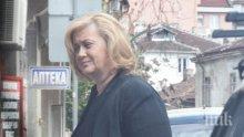 Венелина Гочева на инструктаж при Цветан Цветанов в Народното събрание