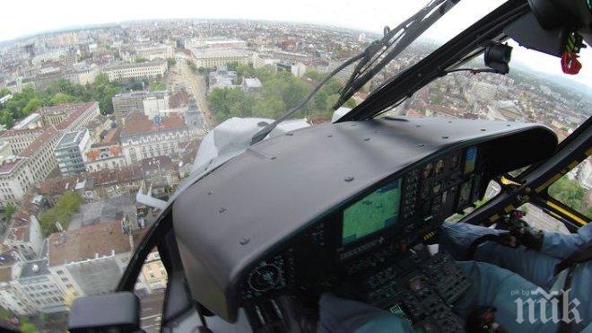 Руски хеликоптер се разби в Башкирия, загинаха трима