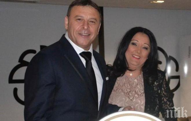 Атанас Камбитов празнува в столичен комплекс 50-та си годишнина. Ето кои му бяха гостите