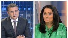 Владислав Горанов разкри наказана ли е Лили Павлова за скъпарския тренд: Когато разбрахме, че има чанта, й дадохме портфейл
