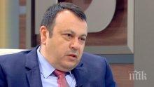 ДПС подпука и Каракачанов! Хамид Хамид: Новият военен министър е подигравка за армията