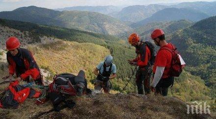 ИЗВЪНРЕДНО! Намериха трупове на мъж и жена край връх Малък Купен