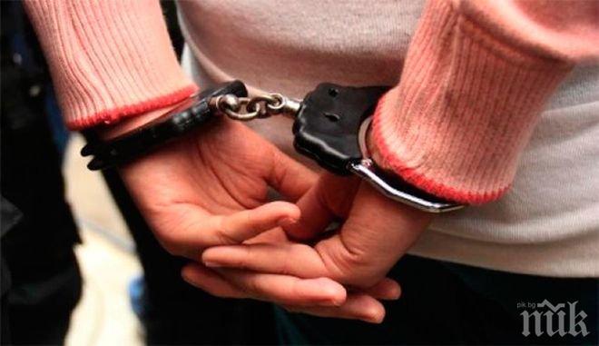 Излагация! Арестуваха 17-годишния Георги с канабис в гащите, купил го за именния си ден