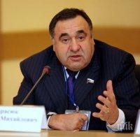 Шок! Руски депутат намерен мъртъв на крайбрежието в Израел
