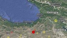 СИЛЕН ТРУС! 4,8 по Рихтер разлюля Турция