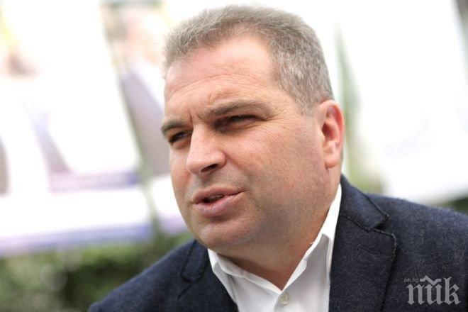 ИЗВЪНРЕДНО В ПИК TV! Прокуратурата обясни за Гроздан Караджов: Обвинен е в участие във фиктивни сделки и в присвояването на близо 5,5 млн. лв.