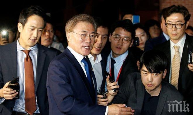 """Президентът на Южна Корея подкрепи използването на """"Спутник V"""" в страната"""