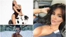 ПЪРВО В ПИК! Николета Лозанова мина всякакви граници, пусна се чисто гола във Фейсбук (ГОРЕЩА СНИМКА 18+)