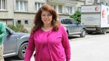 Вицепрезиеднтът Илияна Йотова посети Босилеград, срещна се с българското малцинство