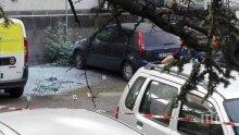ИЗВЪНРЕДНО! Двоен взрив разтресе центъра на Рим (СНИМКА)