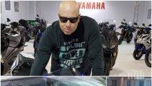 ТРАГЕДИЯ! Делян Палазов е загиналият в Пловдив пътен полицай!