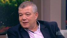 Д-р Стоил Апостолов- зам.-министър на здравеопазването за ден: Подозирам провокация срещу мен