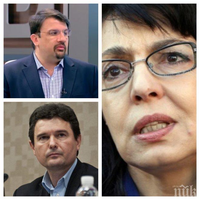 ИЗВЪНРЕДНО! Партията на Кунева се разпада тотално! Настимир Ананиев обяви: Над 100 души ще ме последват и ще подадат оставки