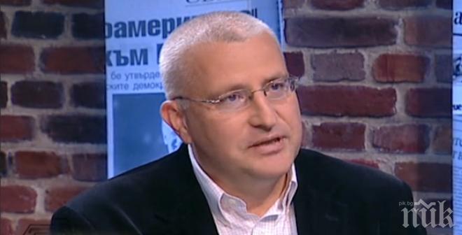 Официално! Светослав Малинов се кандидатира за лидер на ДСБ