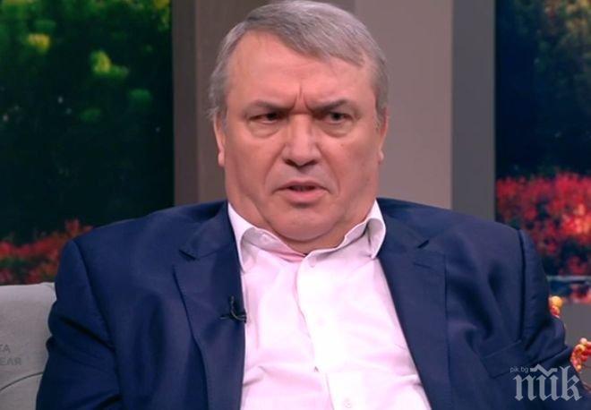 КОНСПИРАЦИЯ! Бизнесменът Богомил Манчев нахока ДАНС, че събирали епикризите му да видят дали е болен...