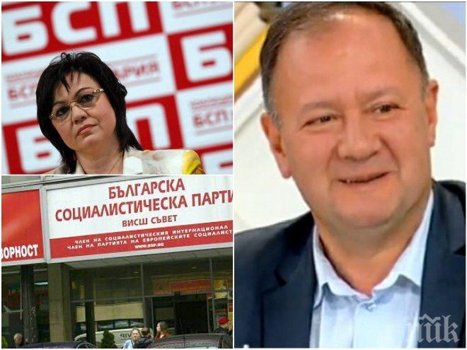 ДРАМА В БСП! Михаил Миков скочи на Нинова след инфарктния пленум! Бившият лидер изригна с унищожителни критики