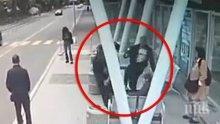 ИЗВЪНРЕДНО: Проговори очевидец на зверското нападение над възрастната жена на спирка в Бургас