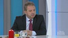 ИЗВЪНРЕДНО В ПИК TV! Борис Ячев от НФСБ е категоричен: Валери Симеонов ще съди вестника, изопачил думите му!