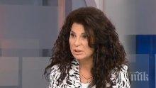 """Зам.-министърът на социалната политика Султанка Петрова доволна от ресора """"демография"""""""