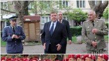 ЕКСКЛУЗИВНО В ПИК! Каракачанов посече предшественика си: Докладът на Янев за жалкото състояние на армията е грешка, създаде смут