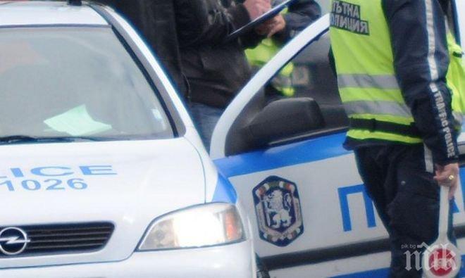 36-годишната Катя Лерца убила пътния полицай в Пловдив