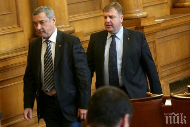 САМО В ПИК! Тома Биков с ексклузивен коментар: Симеонов и Каракачанов не преядоха с власт! Столетницата прилича на препила с енергийни напитки старица