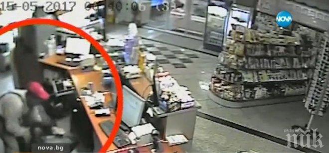 Героят, заловил бандит с оръжие при обир на бензиностанция: Малко познания по бойни изкуства са достатъчни