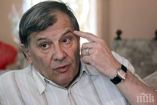 Иван Славков: Футболът ни е в нокдаун, държавата - в нокаут