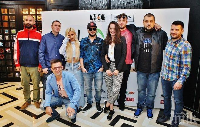 УНИКАЛНО! Смъртните врагове Криско и Ицо Хазарта се помириха заради уникален българо-македонски проект