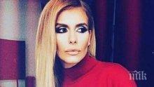 УАУ! Анелия палува със секссимвол в гръцки хотел